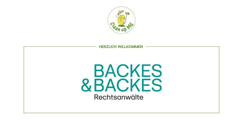 BACKES & BACKES - neuer Sponsor